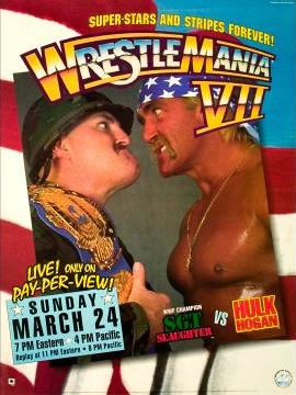 wrestlemaniavii