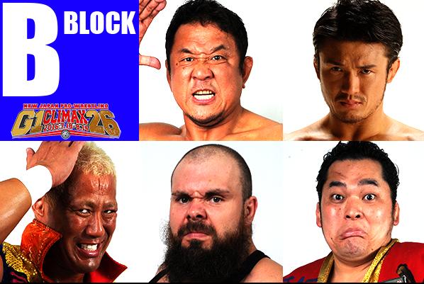 block b 1