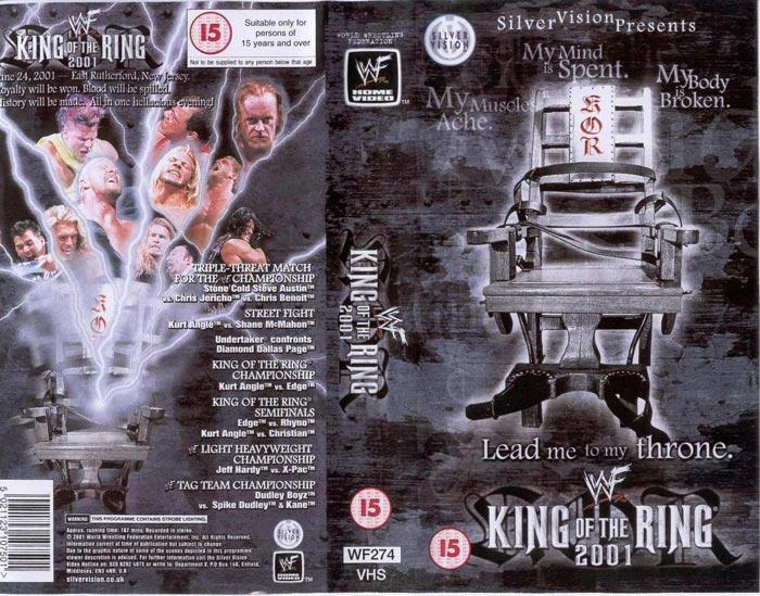 kingofthering2001