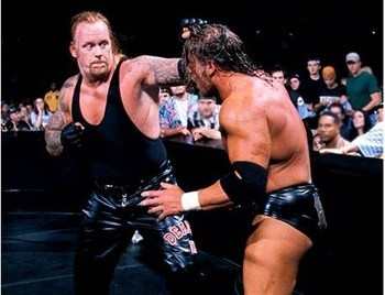 Wrestlemania Greatest Matches #26: Triple H vs. The ...
